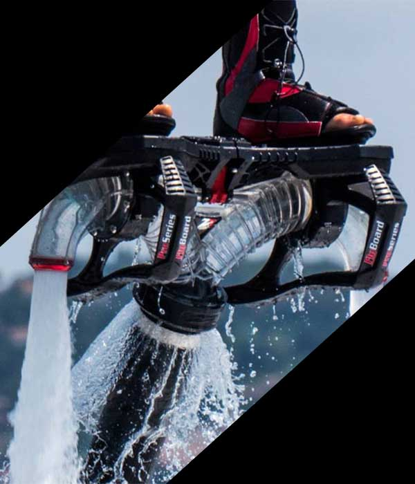Flyboard individual